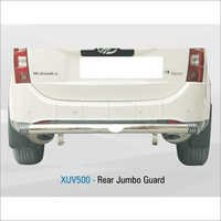 XUV500 Rear Jumbo Guard
