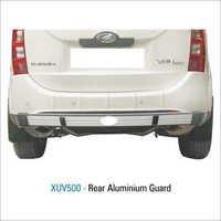 XUV500 Rear Aluminium Guard
