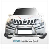 XUV500 Front Armour Guard