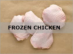 Frozen Chicken Pieces