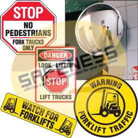 Forklift Safety Kit - Pedestrian