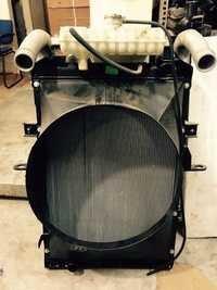 Genset Core Radiator