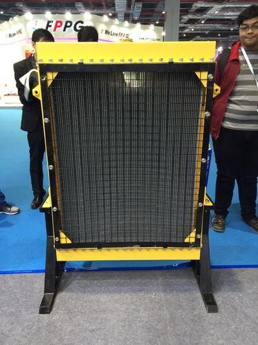 Industrial Genset Radiators