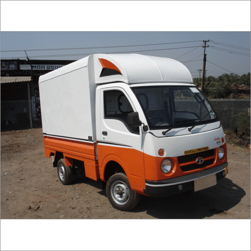 Four Wheeler Loading Tata Ace Body