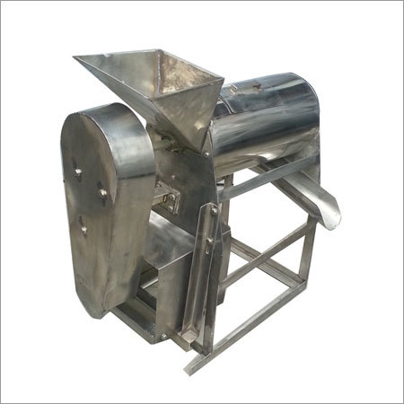 Stainless Steel Pulper Machine