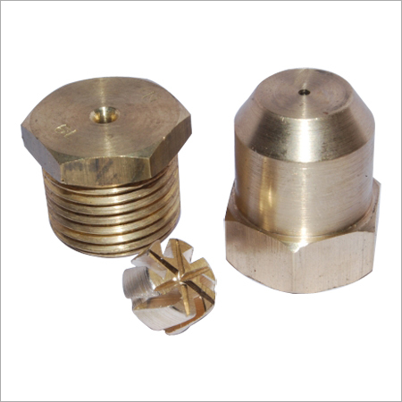 Brass Full Jet Nozzle