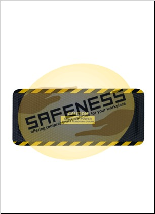 Safety Message Anti-Fatigue Mats - Caution Shut Off Power