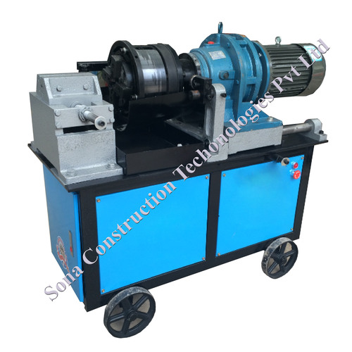 Bar Threading Machine