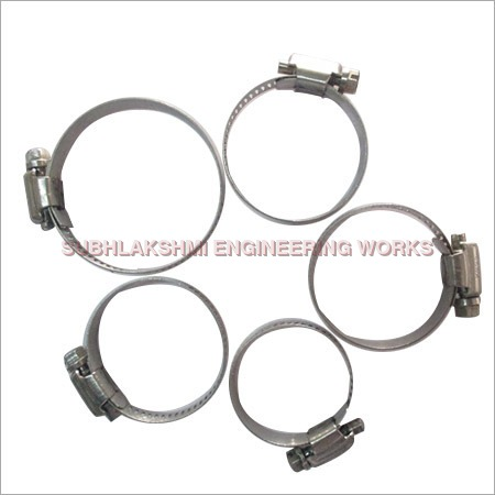 SS Worm Drive Hose Clamps