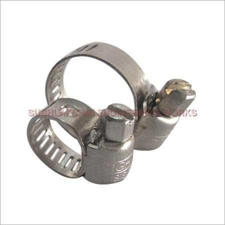 Stainless Steel Mini Hose Clips
