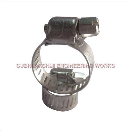 Stainless Steel 202 Mini Hose Clips