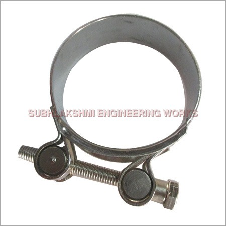 316 SS Fix Nut Bolt Clamps