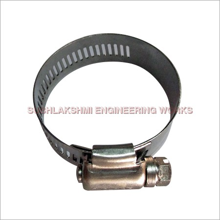 304 Worm Drive Hose Clamps