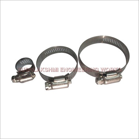 SS 316 Hose clamps