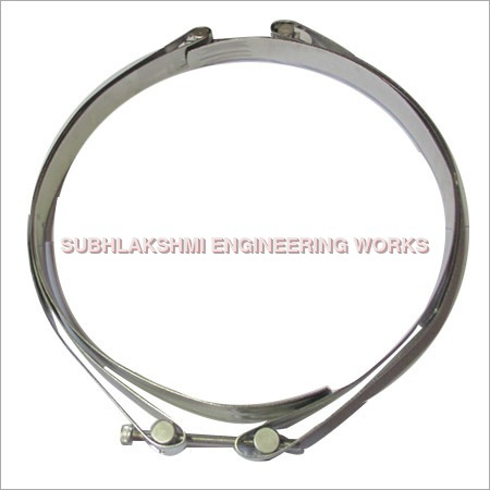Bolt Hose Clamp