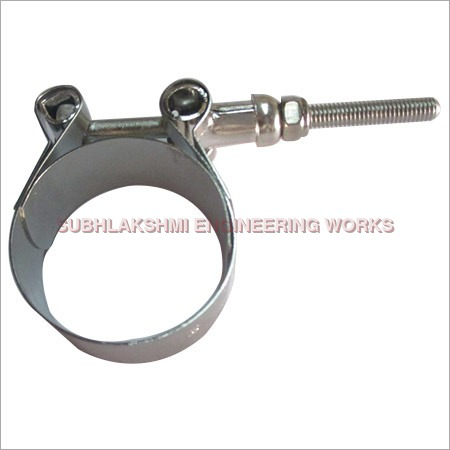 SS 304 T Bolt Clamps