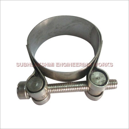 SS 202 Bolt Clamp
