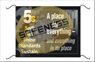 5S Banner