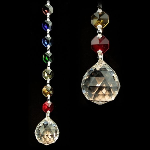 Glass Chain Feng Shui