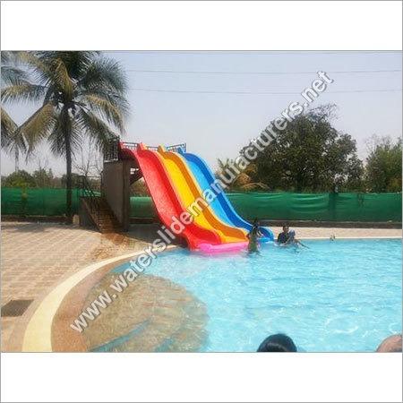 FRP Kids Pool Slider