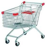 Supermarket Shopping Trolleys