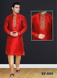 Mens Kurta Pajama for sangeet