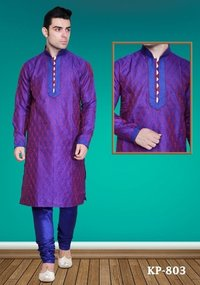 Mens Kurta Pajama for evening wear