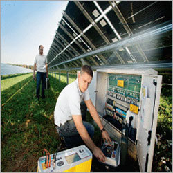 Solar Power Plant Operation And Maintenance