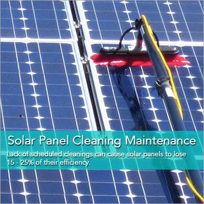 Solar Power Plant Maintenance Services