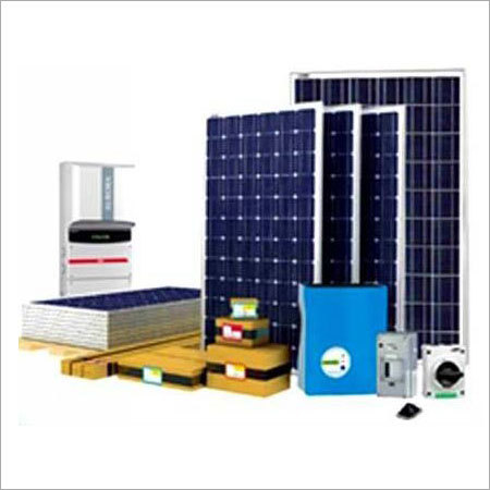 Solar Rooftop Grid Tied Power Plant