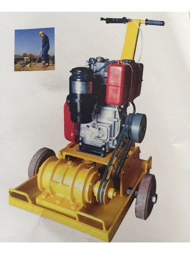 Vibrating Earth Compactor