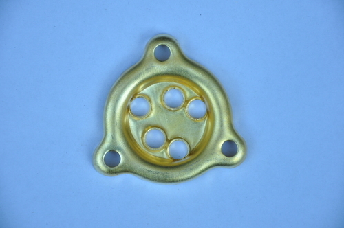 cup brass clipon new 5hole