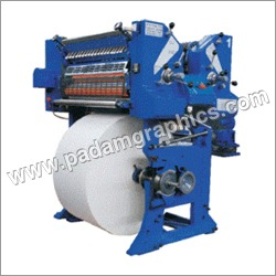 Web Offset Printing Machines