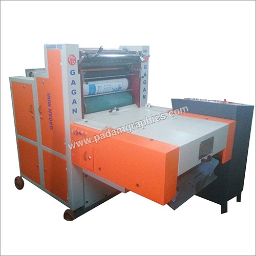 Poly Bag Printing Machine Three In One