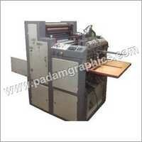Polythene Printing Machines