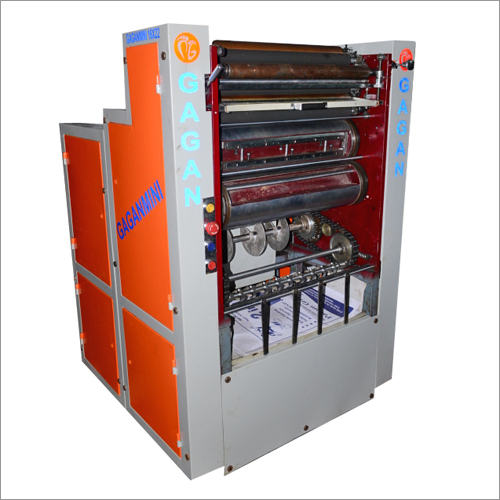 Single Color Non Woven Bag Printing Machines