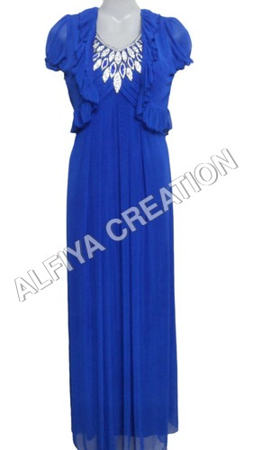 Gorgeous Fancy And Party Wear Maxi Dress Gown