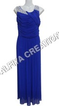Party Wear Evening Maxi Gown Dress