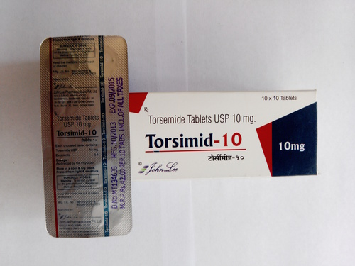 Torsemide Tablets 10 MG