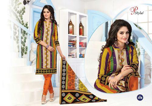 Piyu patidar Cotton Printed Dress Material