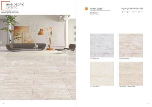 Designer Polished Porcelain Tiles
