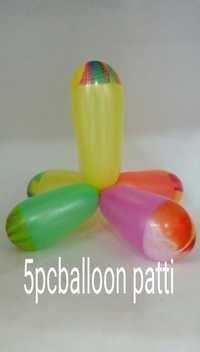 5pc Balloon Patti