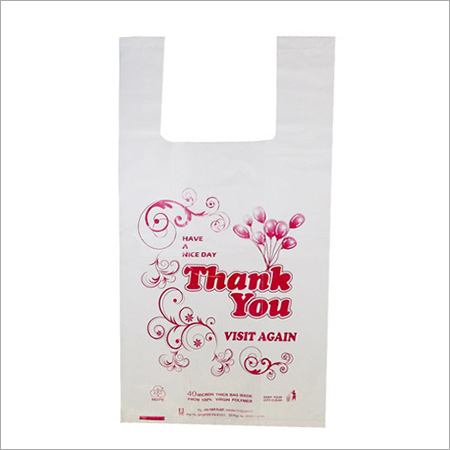 Plastic Packaging Carry Bags
