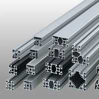 Twin Pro Aluminium Interlocking Channel