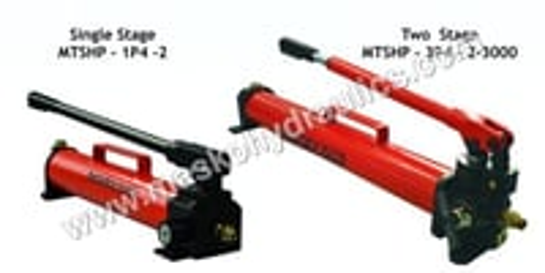 Stainless Steel Hydraulic Hand Pump