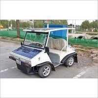 Solar E Rikshaw