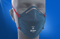 ACID ALKALI PROOF NOSE MASK