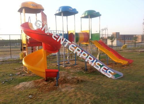 Plastic Playground Multiplay System