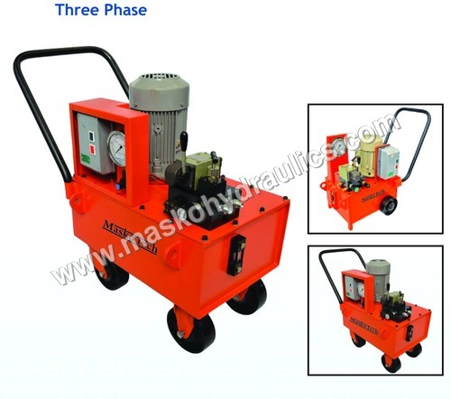 3 Phase Hydraulic Power Pack