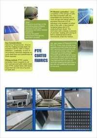 PTFE Fiberglass Fabrics